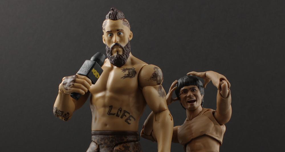 Mattel WWE Battle Packs Wave 40 – Enzo Amore & Big Cass Review