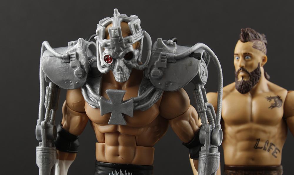 Mattel WWE Elite Wave 42 – Triple H (Wrestlemania 2015) Review