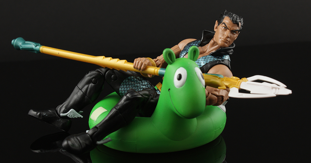 Hasbro Marvel Legends Walgreens Exclusive Namor Review