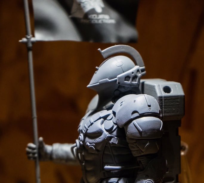 SDCC 2016: Kojima Productions Gets a Bunch of Toys!