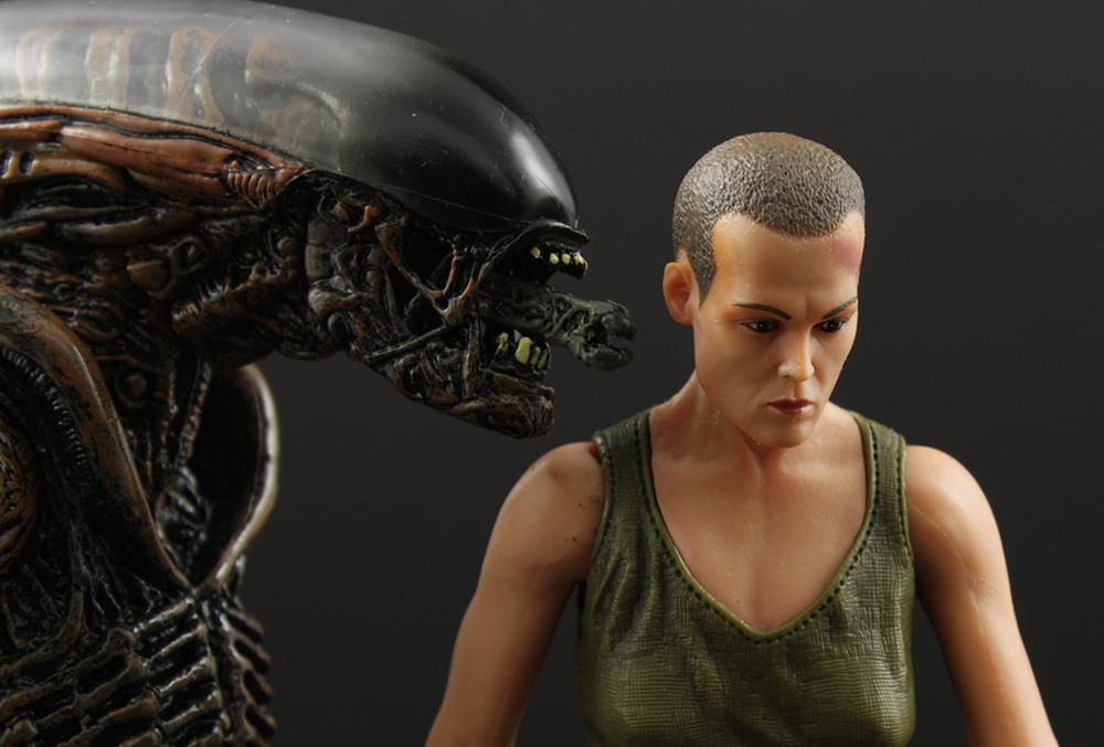 NECA Aliens Series 8 Ripley (Alien 3) Review