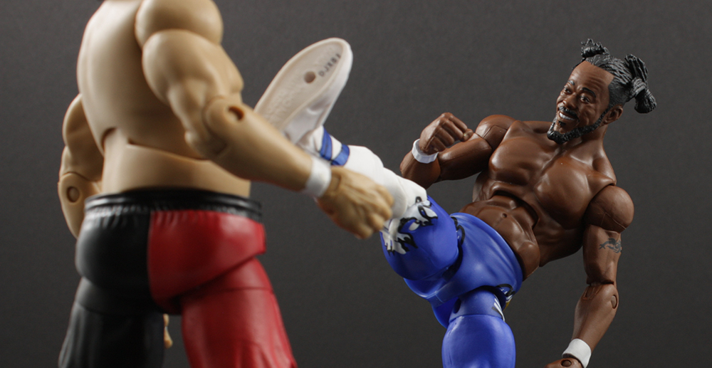 Mattel WWE Elite Wave 43 – Kofi Kingston Review