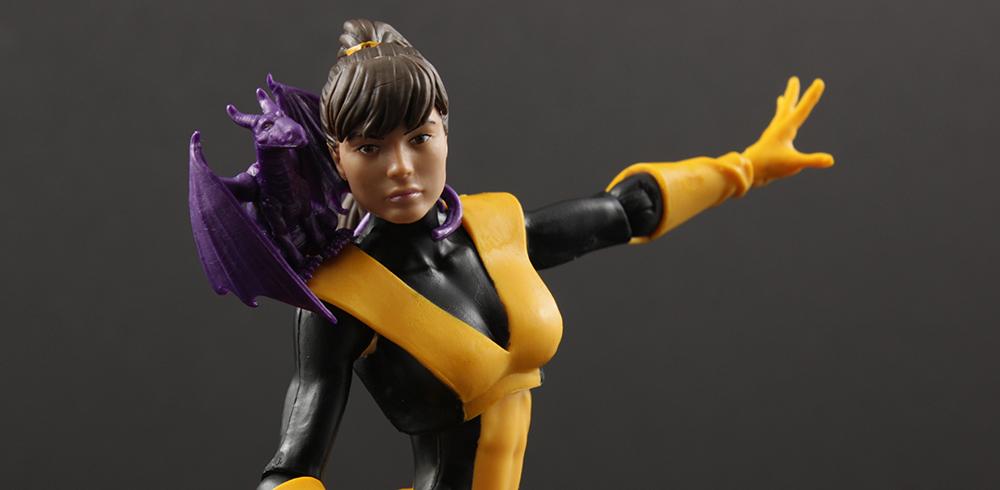 Marvel Legends X-Men Juggernaut Series Kitty Pryde Review