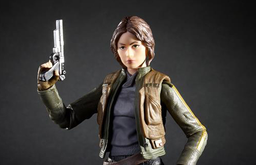 Hasbro Reveals First Star Wars: Rogue One Figure!