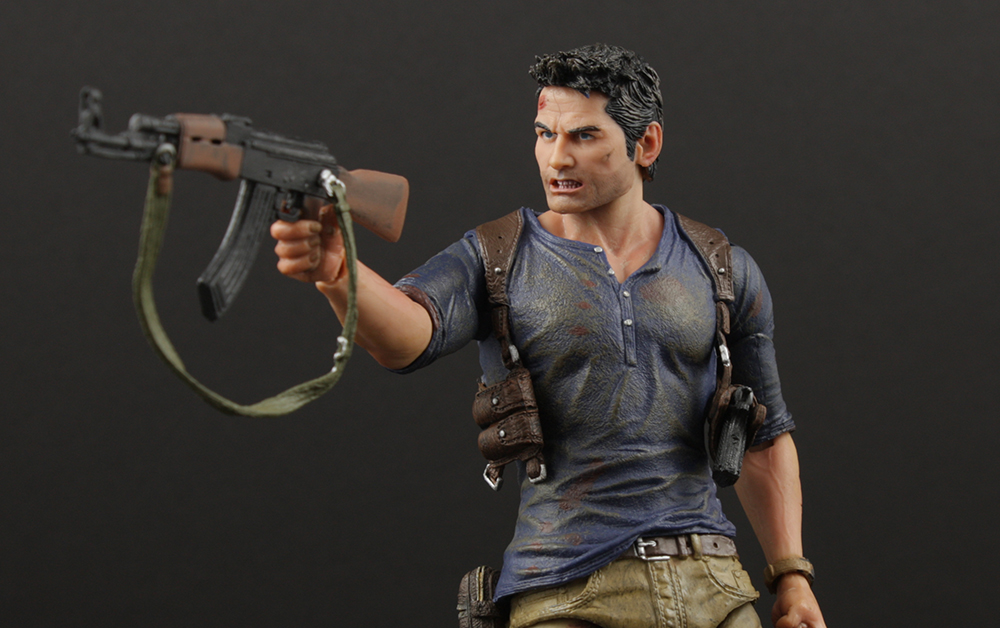 NECA Uncharted Ultimate Edition Nathan Drake Review