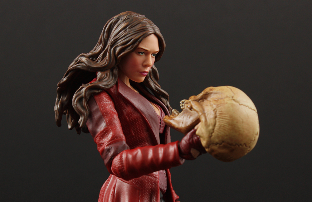 Marvel Legends Abomination Wave Scarlet Witch Review