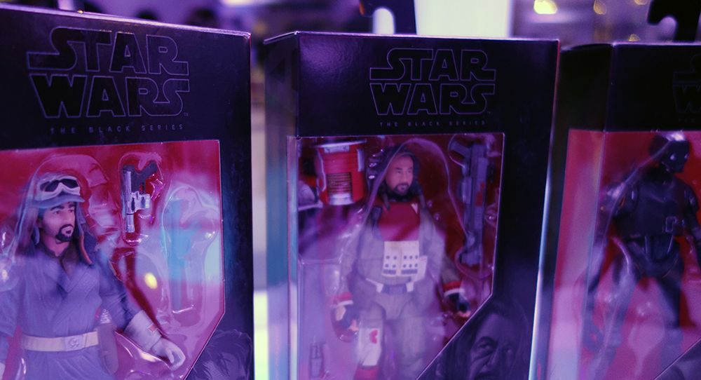 NYCC 2016: Hasbro Star Wars The Black Series