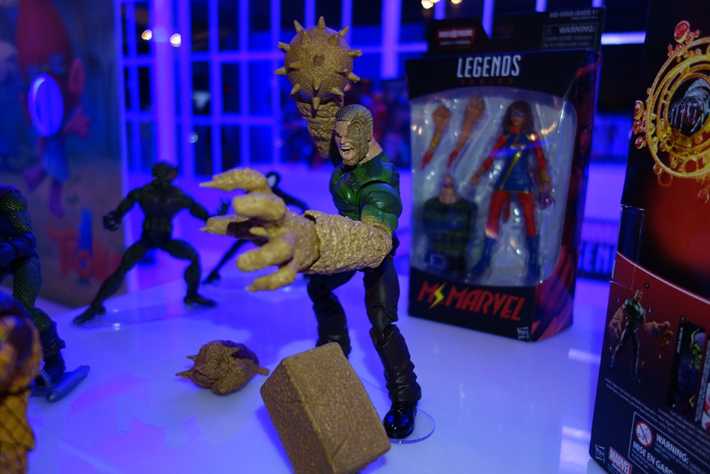 NYCC 2016: Hasbro Marvel Legends