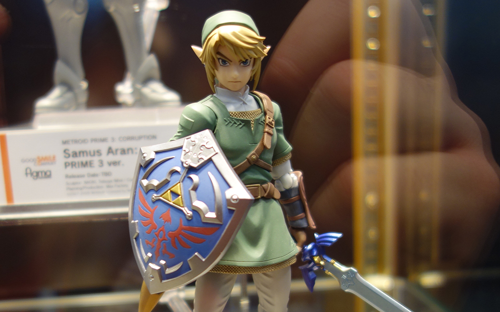 NYCC 2016: Good Smile Company Zelda, Portal, Resident Evil and More!