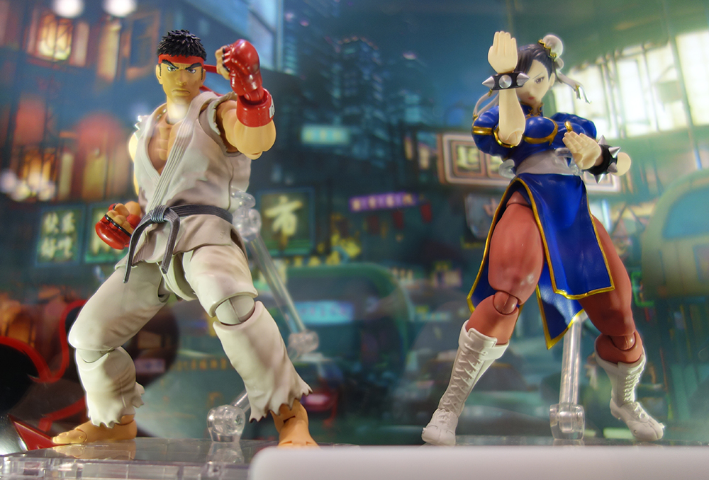 NYCC 2016: S.H. Figuarts Street Fighter Revealed!