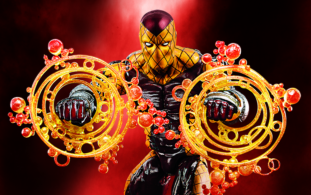 NYCC 2016: Marvel Legends Official Reveal Pictures!