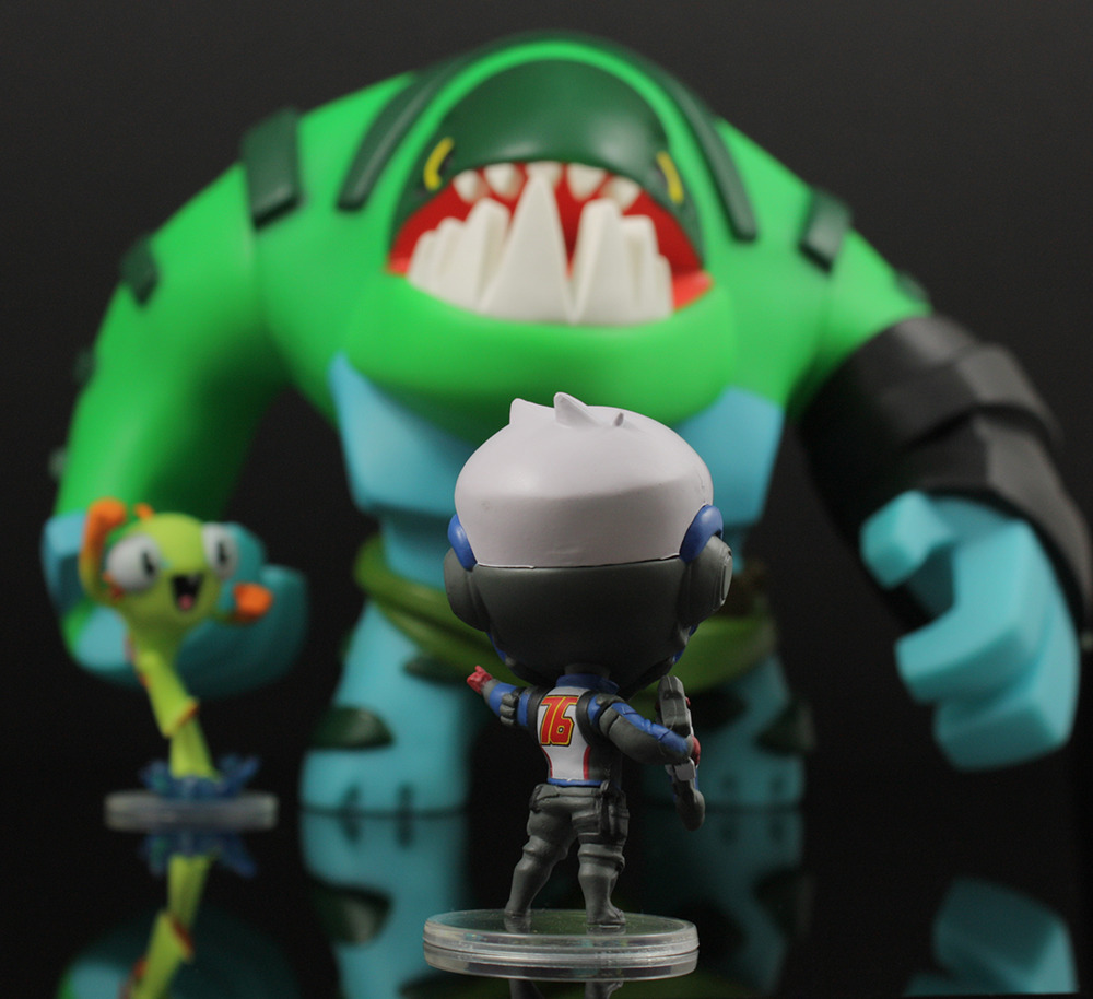 Blizzcon 2016 Cute But Deadly Blind Bag Series 2 Review