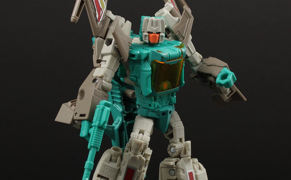 Hasbro Transformers Titans Return Deluxe Brainstorm Review