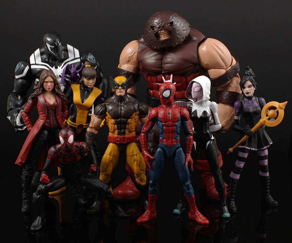 Top 10 Hasbro Marvel Legends of 2016