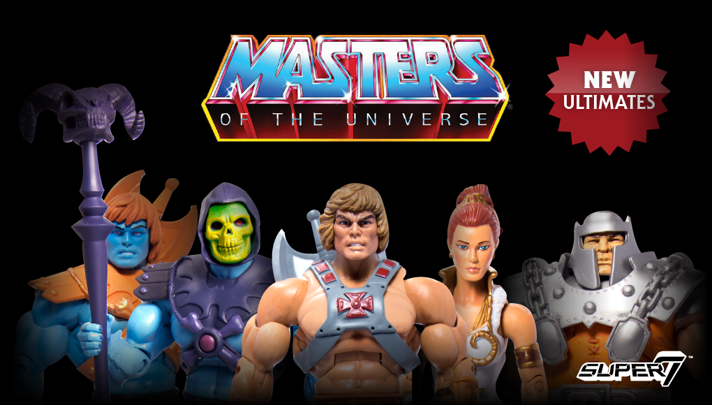 Super7: Masters of the Universe Classics Ultimates