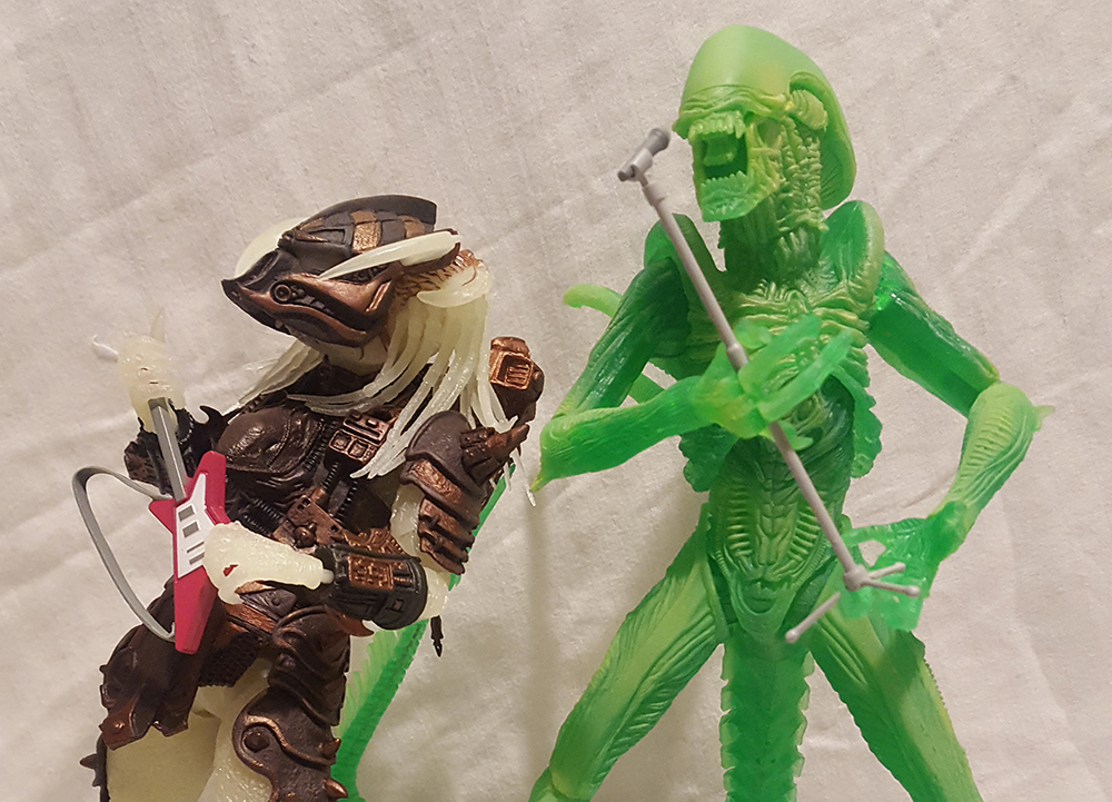 NECA Predator Series 16 Stalker Predator (Kenner) Review