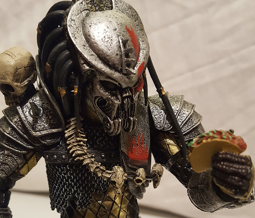 Review Advent Calendar Day 11: NECA Ultimate Scarface Predator