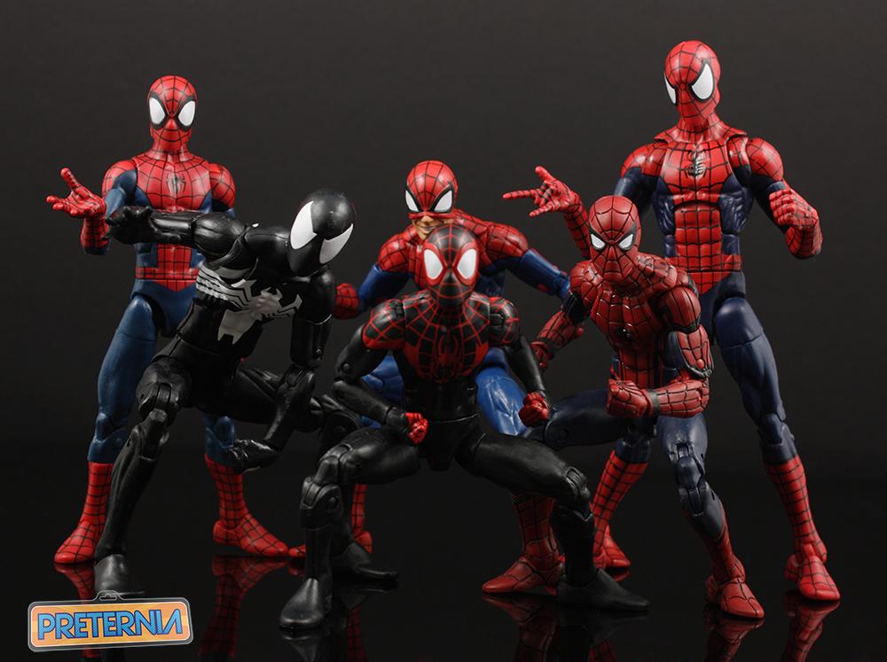 Hasbro Marvel Legends Sandman Series Symbiote Spider-Man ...