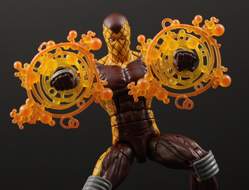 Review Advent Calendar Day 6: Marvel Legends Sandman Series Shocker
