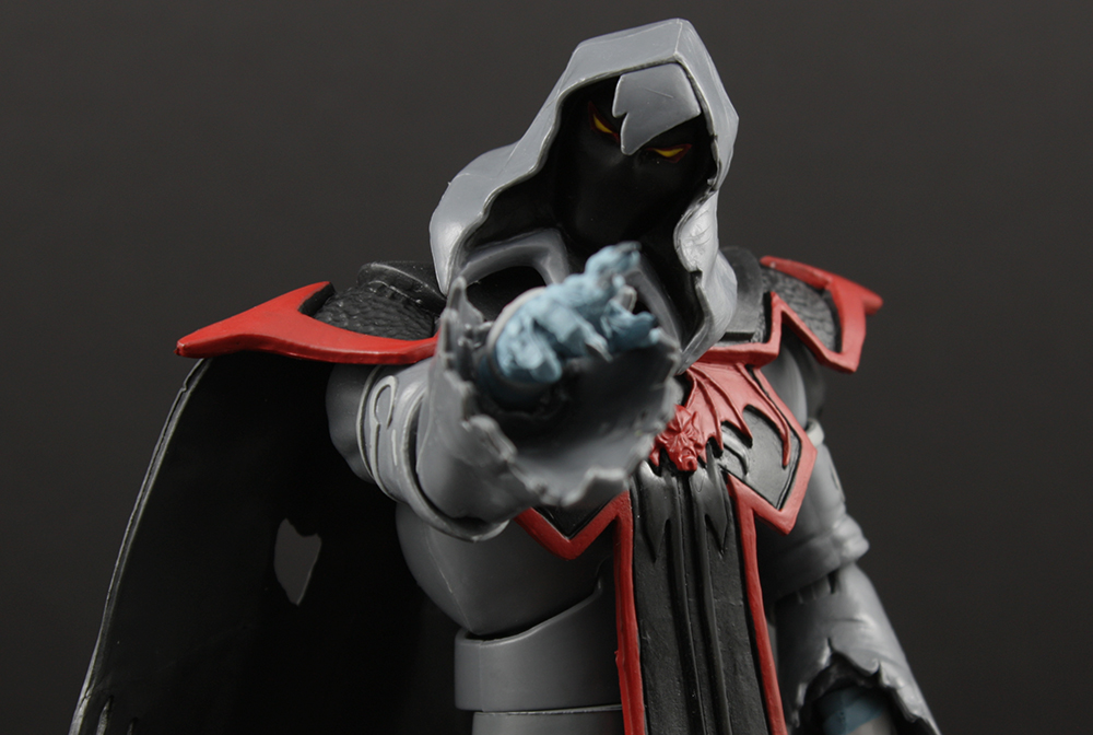 Review Advent Calendar Day 17: Mattel MOTUC Horde Wraith