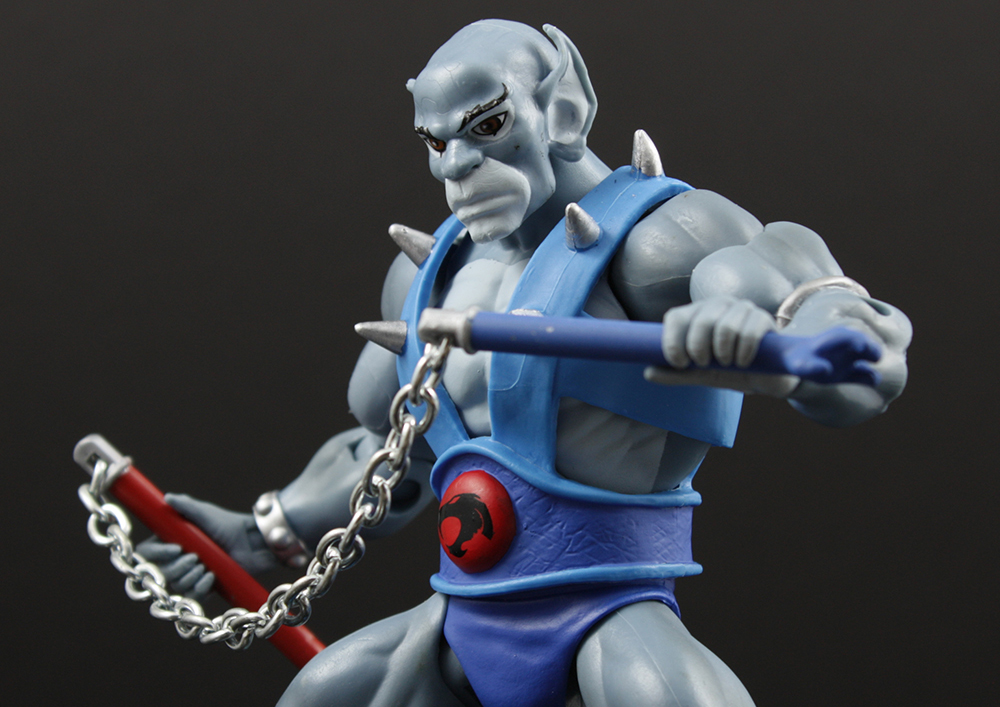 Review Advent Calendar Day 23: Mattel Thundercats Classics Panthro