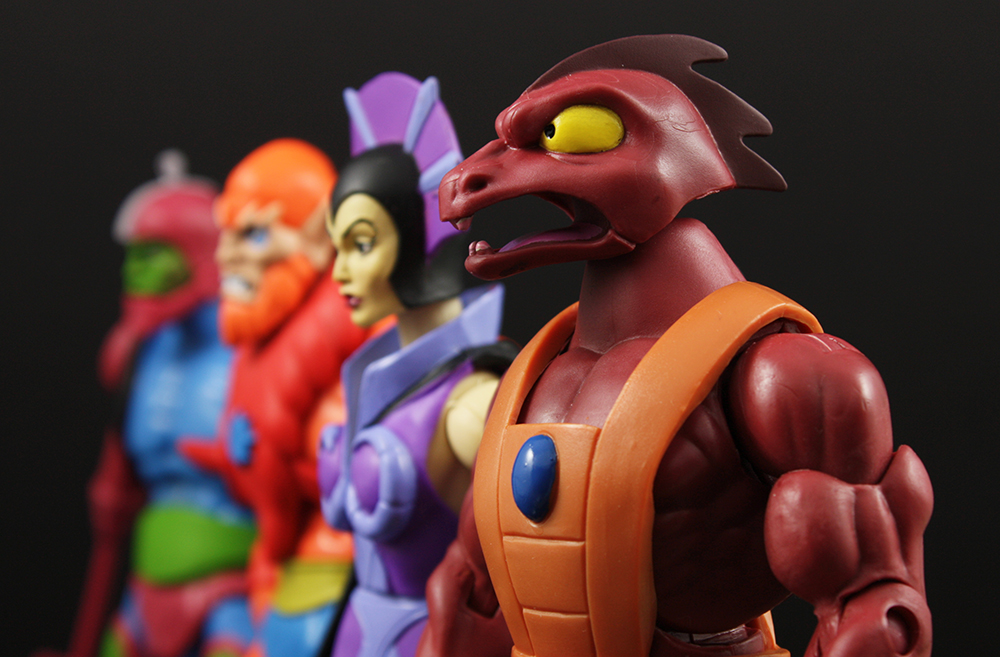 Mattel MOTUC Filmation Clawful Review