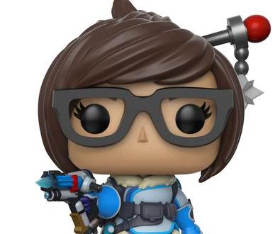 Toy Fair 2017: Funko Pop! Games Overwatch Wave 2