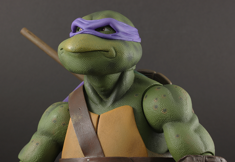 NECA Teenage Mutant Ninja Turtles 1/4 Scale Movie Donatello Review