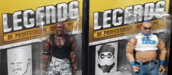 Figures Toy Co. Legends Of Professional Wrestling Series 1 Review