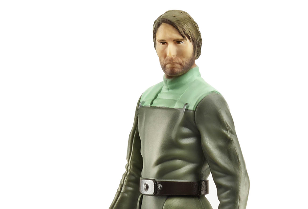 Hasbro Reveals Star Wars Rogue One 3.75-inch Galen Erso!