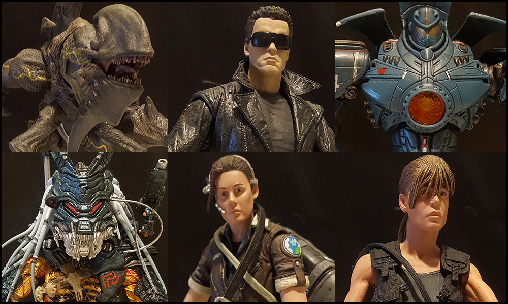 Dave's Top 11 NECA Figures of 2016