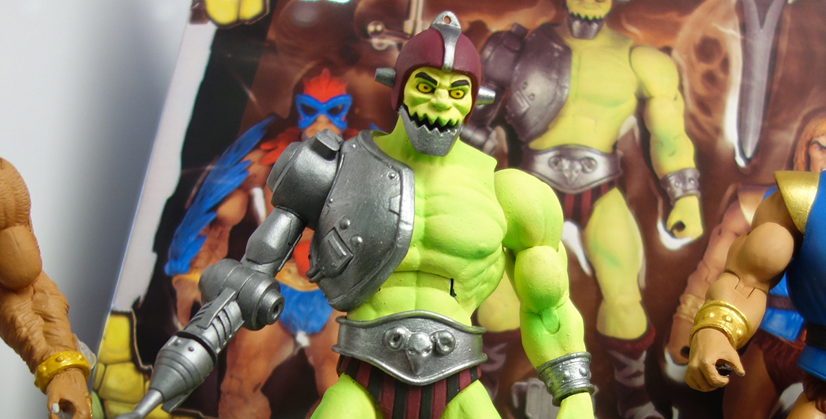 Toy Fair 2017: Super7 Masters of the Universe