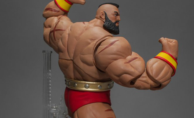 Storm Collectibles: SFV Zangief Full Reveal and Preorder!