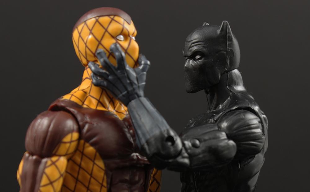 Hasbro Marvel Legends Walmart Black Panther Review