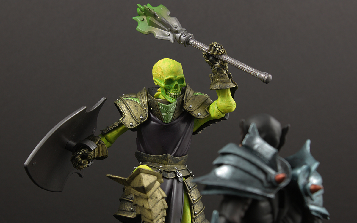 Four Horsemen Mythic Legions: Covenant of Shadow Scaphoid Quick Review