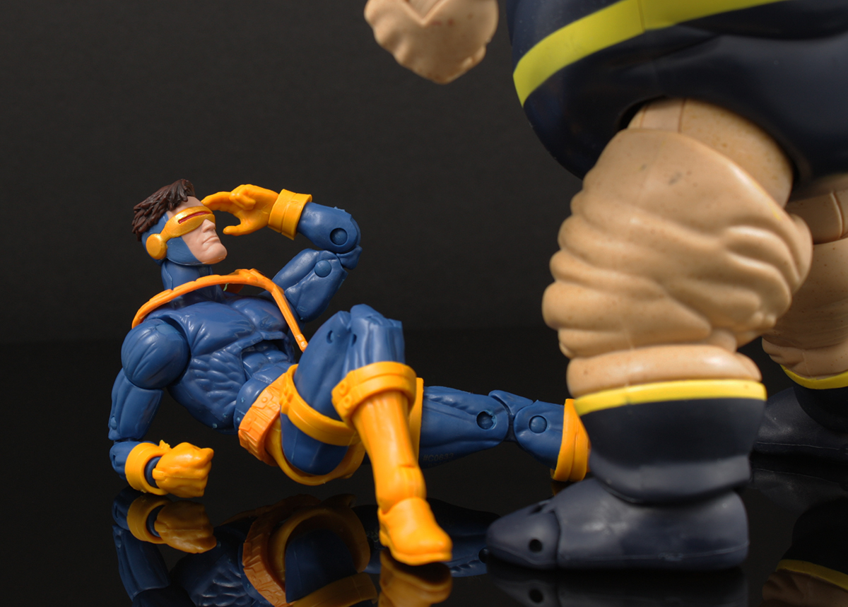 Marvel Legends X-Men Warlock Series Cyclops Review