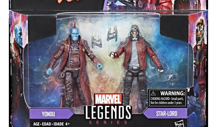 Hasbro: Marvel Legends 3.75-Inch Movie 2-packs revealed!