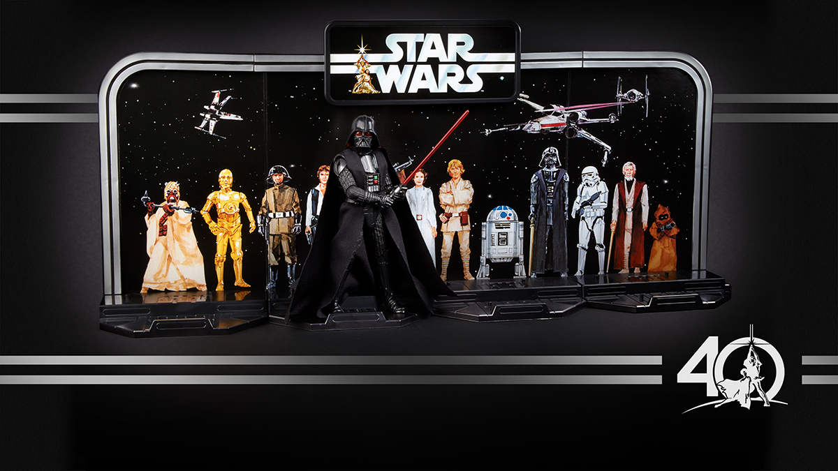 Toy Fair 2017: Hasbro Star Wars Black Series Official Pictures