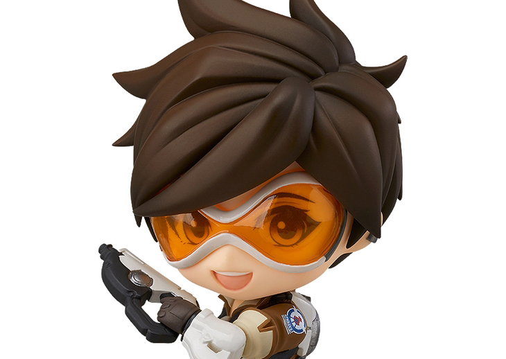 Good Smile Company Lands the Overwatch License!