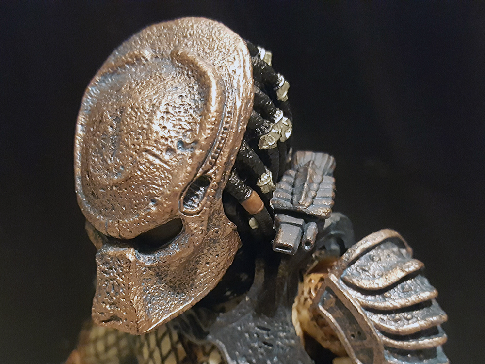 NECA Predator 2 Ultimate City Hunter Review