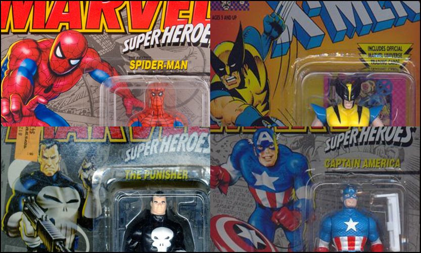 Hasbro: Retro 90's Toy Biz Style Marvel Legends Coming This Fall!