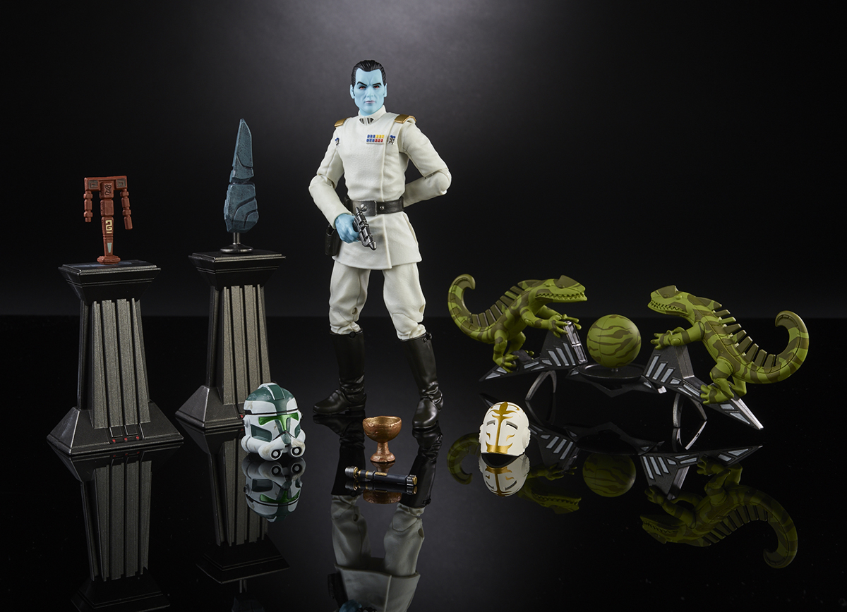 Hasbro: Star Wars Celebration 2017 Black Series Reveals Rundown