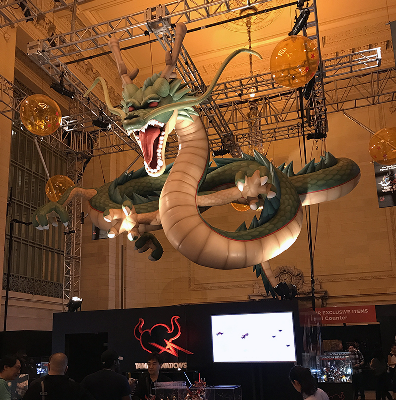 Tamashii Nations World Tour: New York City Roundup
