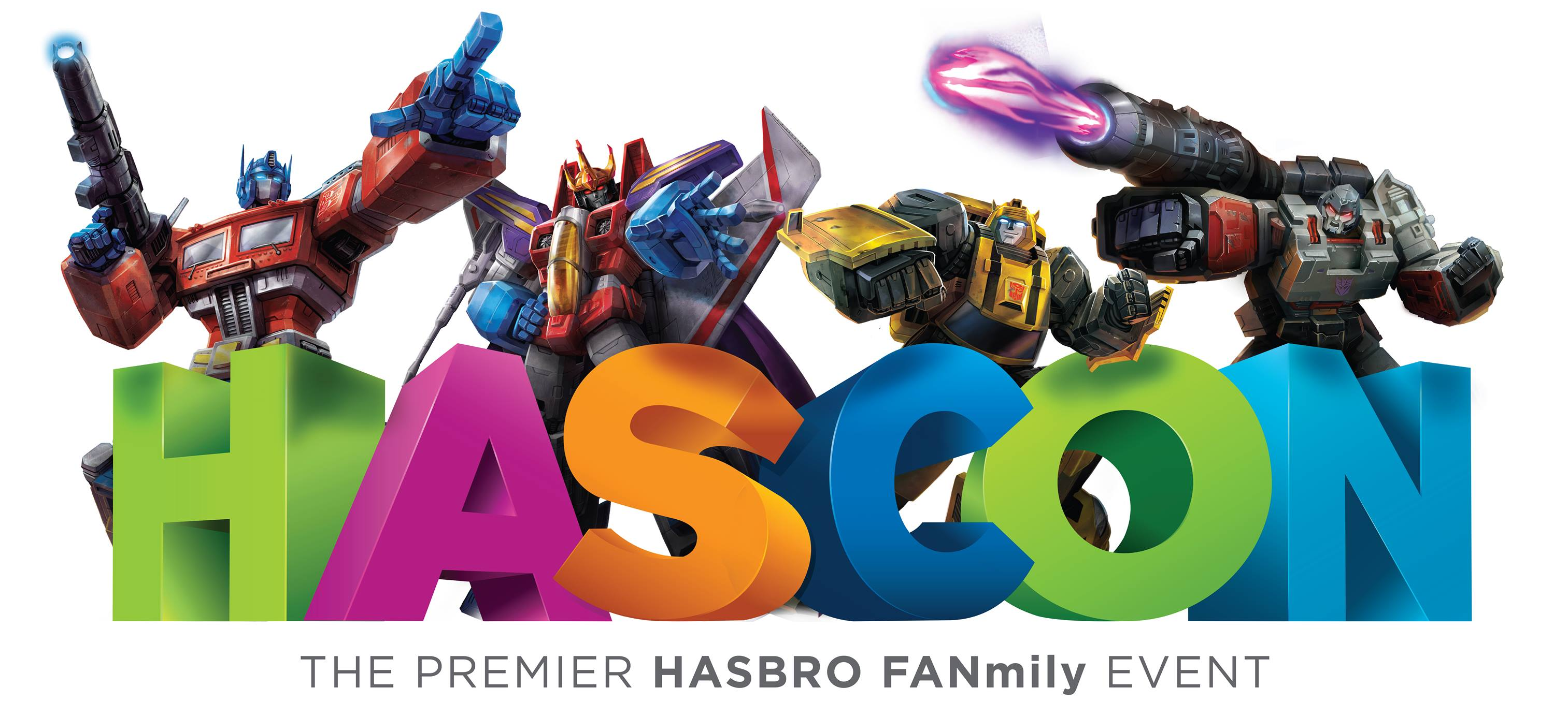Hasbro Expands All-Star Lineup for First-Ever HASCON!
