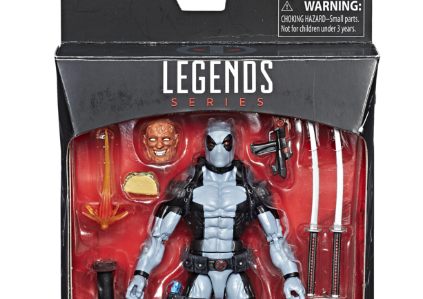 Hasbro: HASCON Exclusive Uncanny X-Force Deadpool Official Pics!