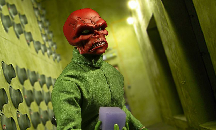 Mezco: One:12 Fall Exclusive Hydra Red Skull Available for Preorder