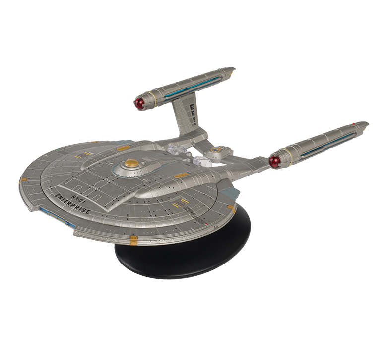 Eaglemoss Soars Into NYCC 2017 With Star Trek Debuts and Exclusives!