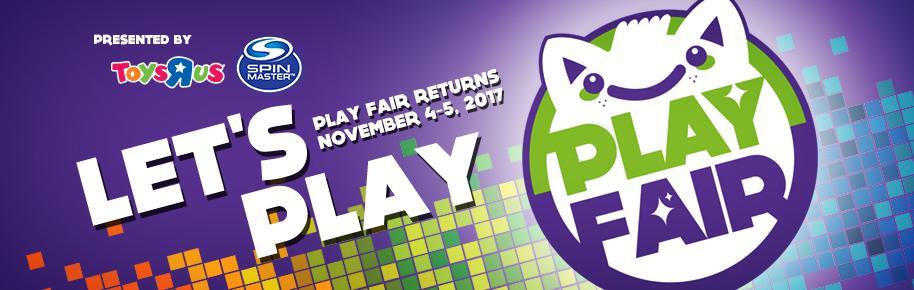 Second Annual Play Fair Returns to New York!