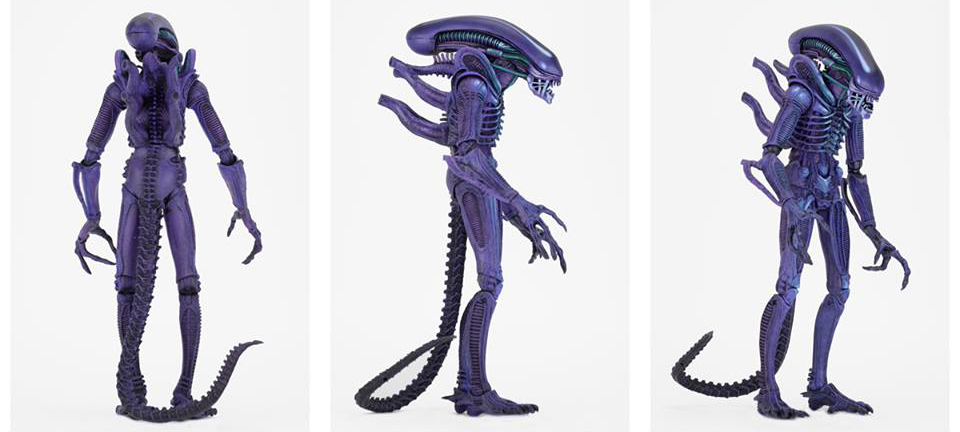 NECA: NECA Club x Alien Exclusive Figure Revealed