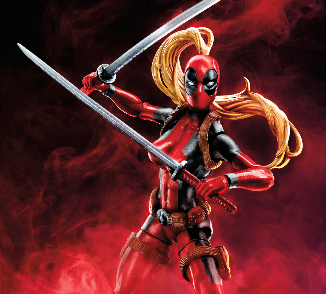 Hasbro: New Deadpool Marvel Legends and Additional Toys Revealed for Fall 2018
